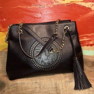 ANN KLEIN —BLACK BAG